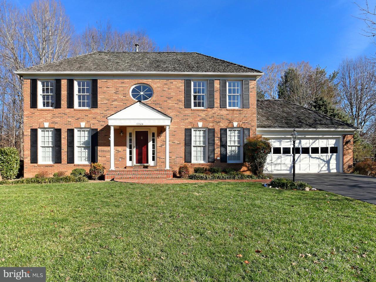 Vivienda unifamiliar por un Venta en 12205 Fox Hunter Place 12205 Fox Hunter Place Fairfax, Virginia 22030 Estados Unidos