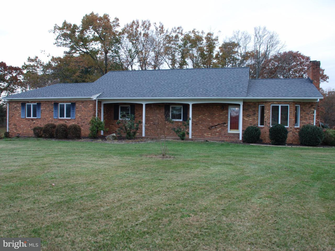 Single Family Home for Sale at 12512 Alum Springs Road 12512 Alum Springs Road Culpeper, Virginia 22701 United States