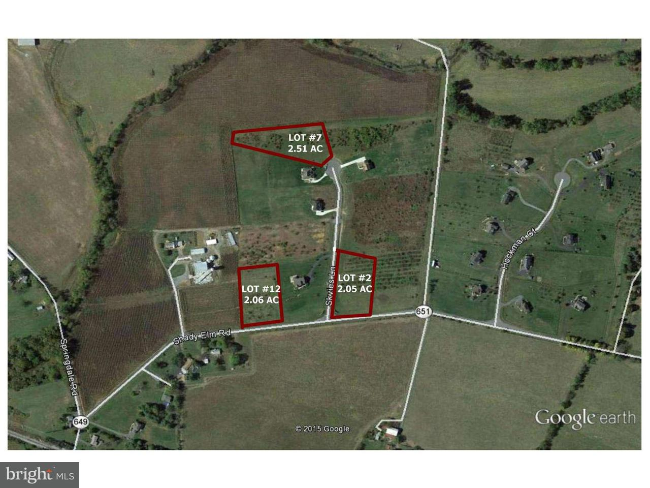 Land for Sale at 0 Shady Elm Rd Winchester, Virginia 22602 United States