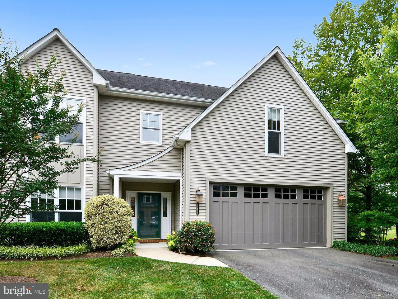 Maison accolée pour l Vente à 28867 Jasper Lane 28867 Jasper Lane Easton, Maryland 21601 États-Unis