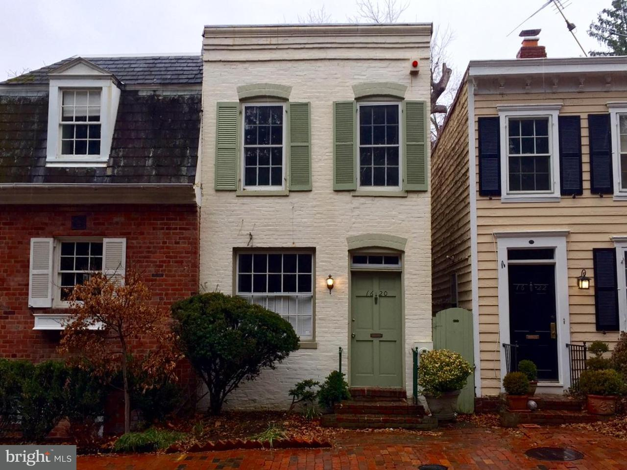Other Residential for Rent at 1620 32nd St NW Washington, District Of Columbia 20007 United States