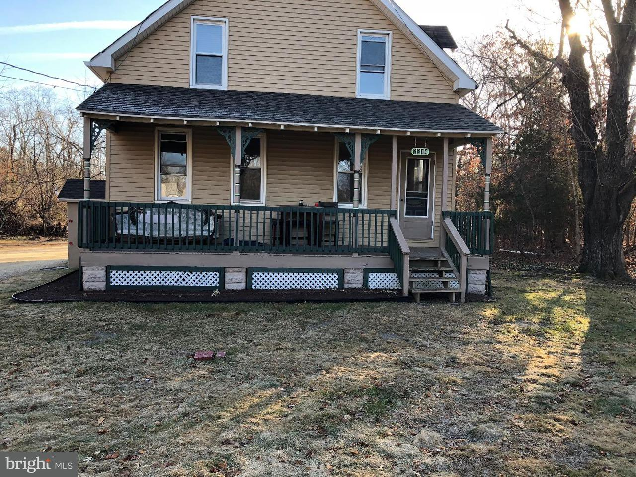 Single Family Home for Rent at 2214 RICHARDS Avenue Atco, New Jersey 08004 United States