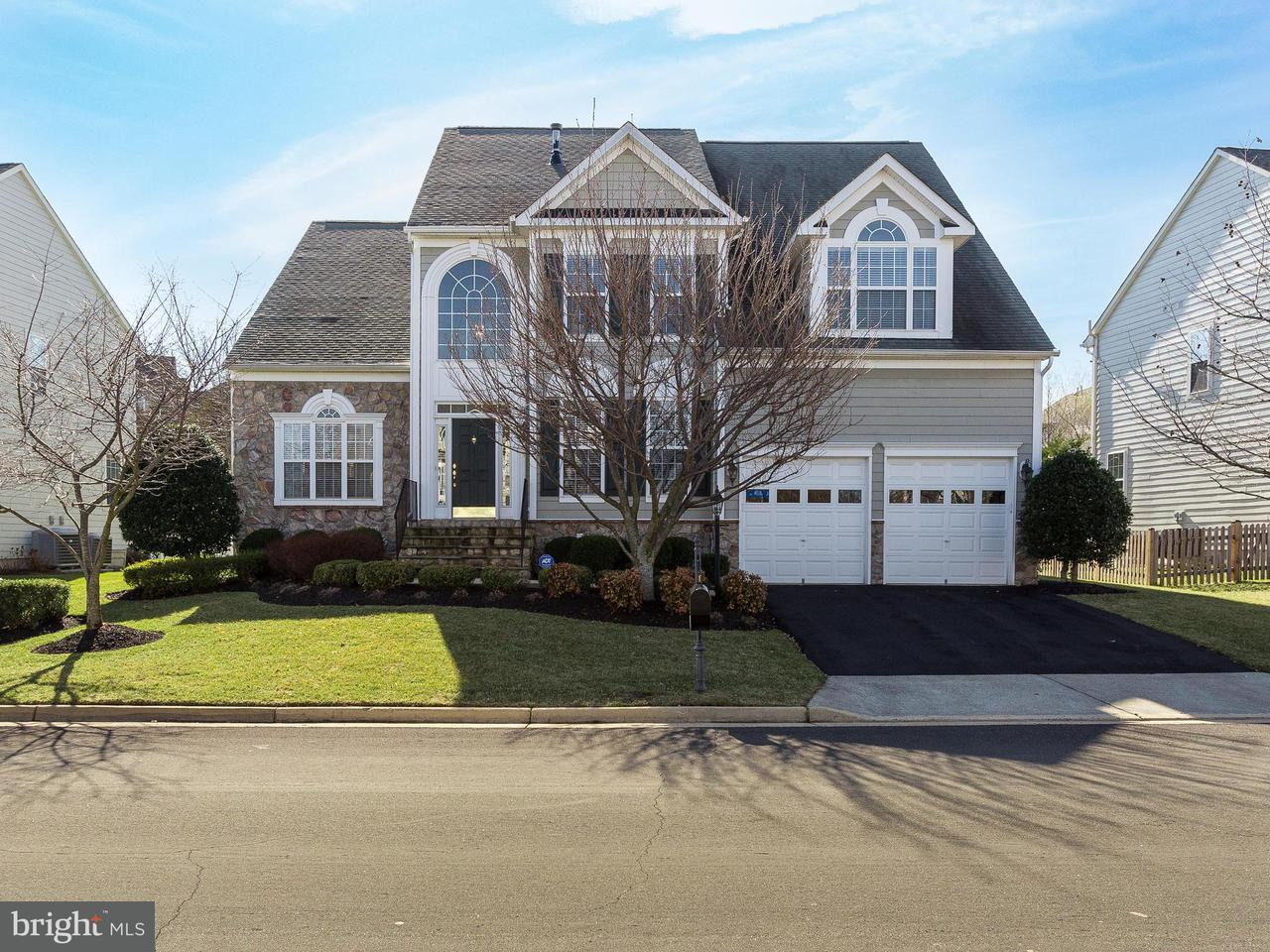 Moradia para Venda às 22015 Stone Hollow Drive 22015 Stone Hollow Drive Broadlands, Virginia 20148 Estados Unidos