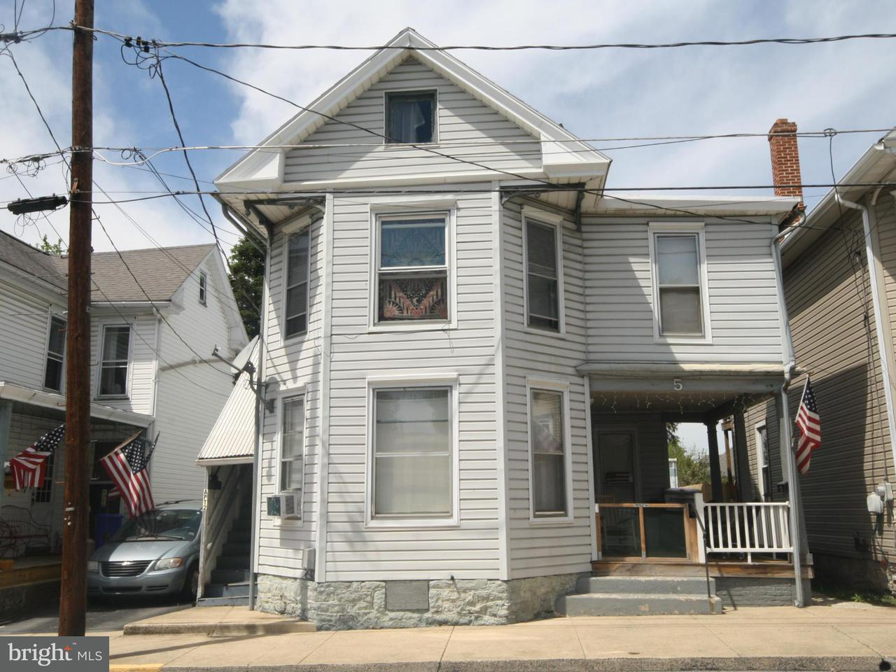 Photo of home for sale at 5 Burd Street, Shippensburg PA