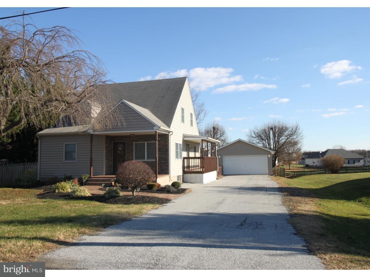 獨棟家庭住宅 為 出售 在 27 N DUPONT HWY St. Georges, 特拉華州 19720 美國