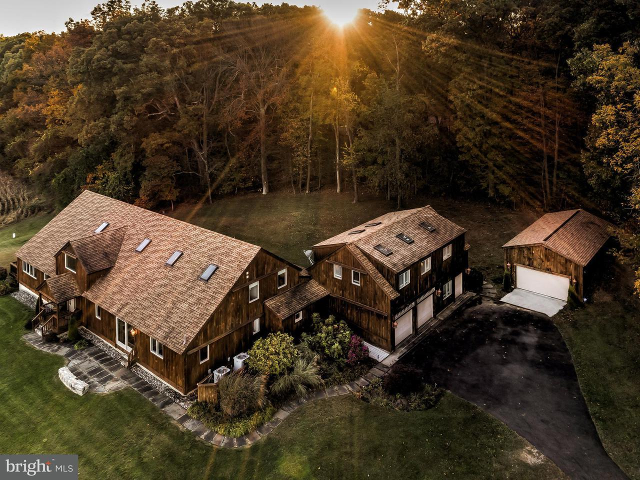 独户住宅 为 销售 在 3725 Rockdale Road 3725 Rockdale Road Millers, 马里兰州 21102 美国