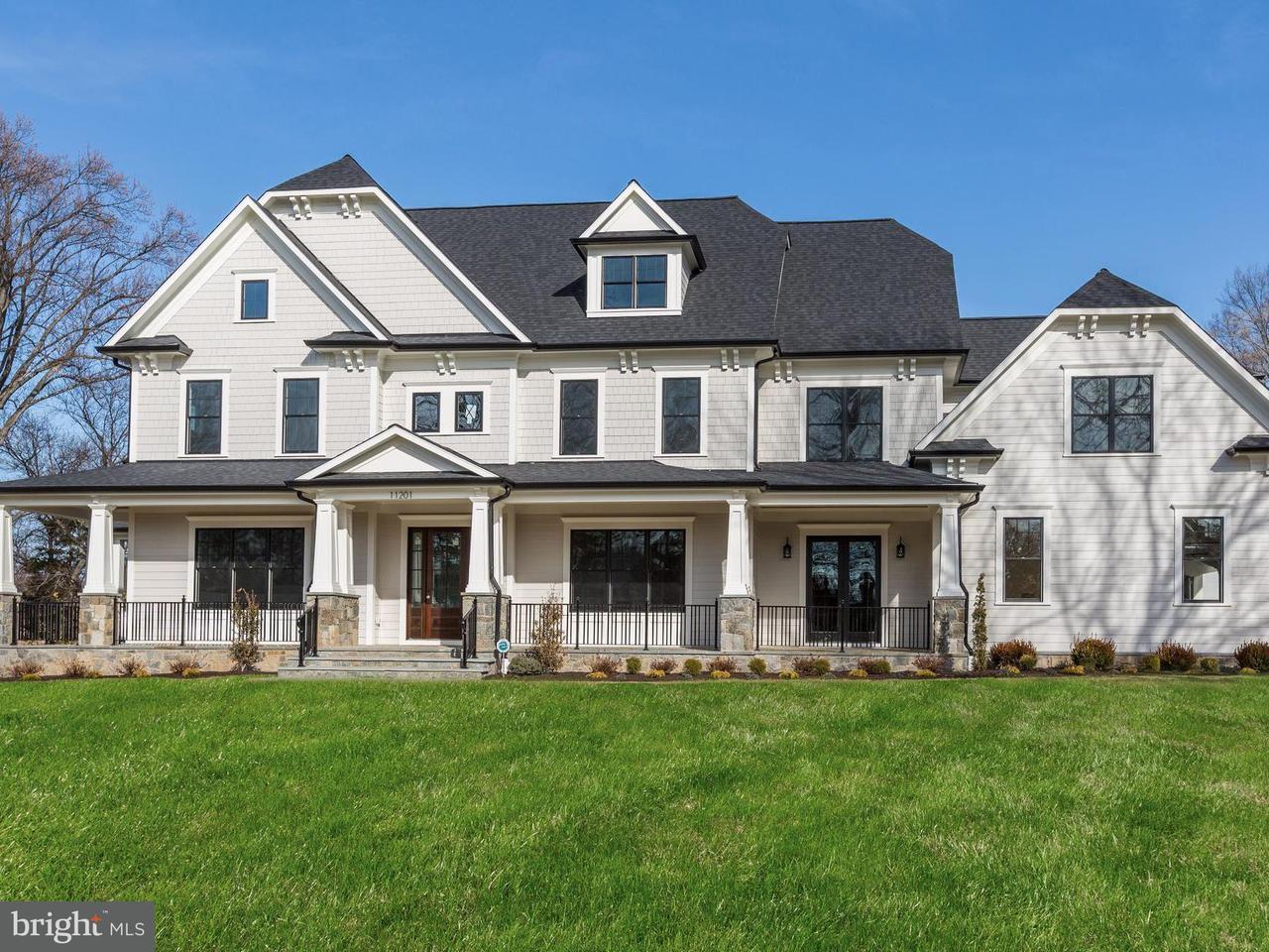 Einfamilienhaus für Verkauf beim 11201 Stephalee Lane 11201 Stephalee Lane Rockville, Maryland 20852 Vereinigte Staaten