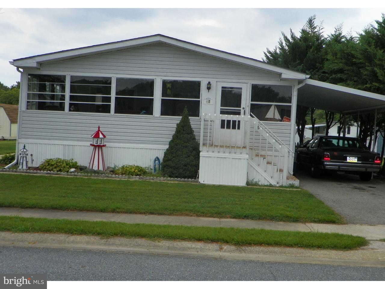 移动之家 为 销售 在 62 ELMWOOD DR #62 Smyrna, 特拉华州 19977 美国
