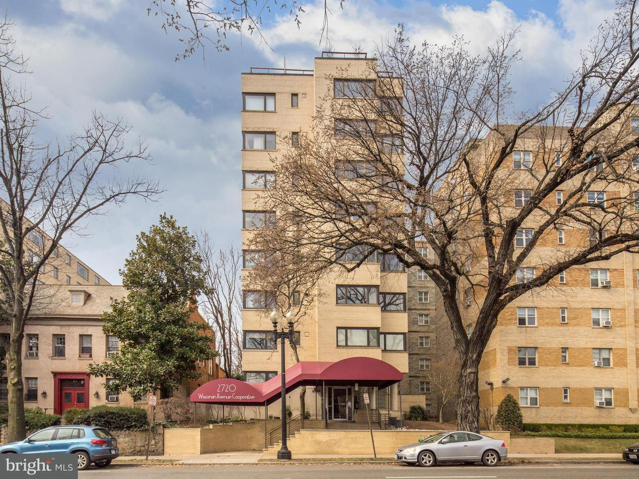 Condominium for Sale at 2720 Wisconsin Ave NW #107 Washington, District Of Columbia 20007 United States