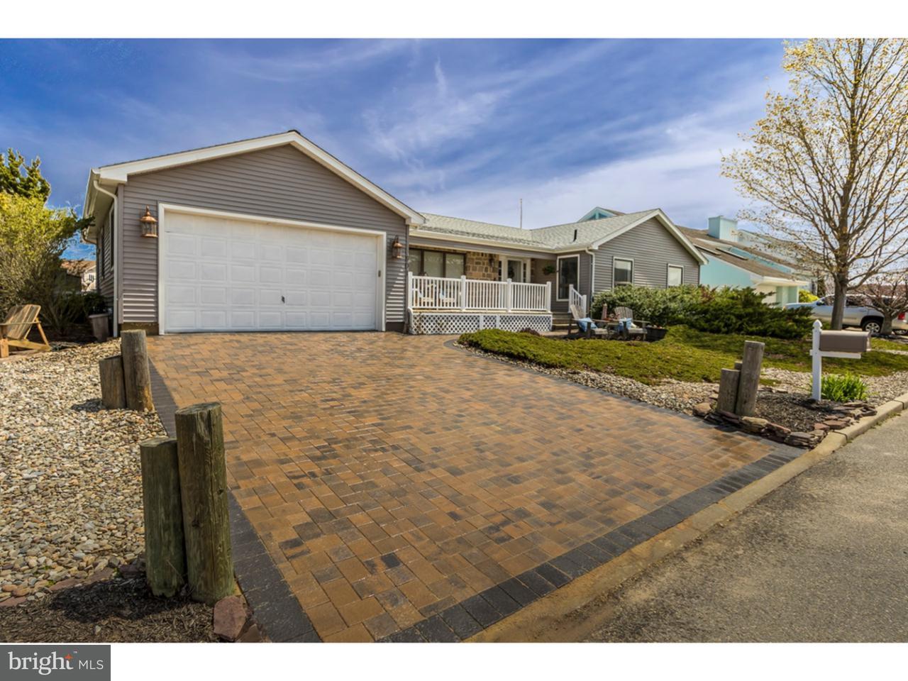 Частный односемейный дом для того Продажа на 601 ALANS WAY Lacey Township, Нью-Джерси 08731 Соединенные Штаты