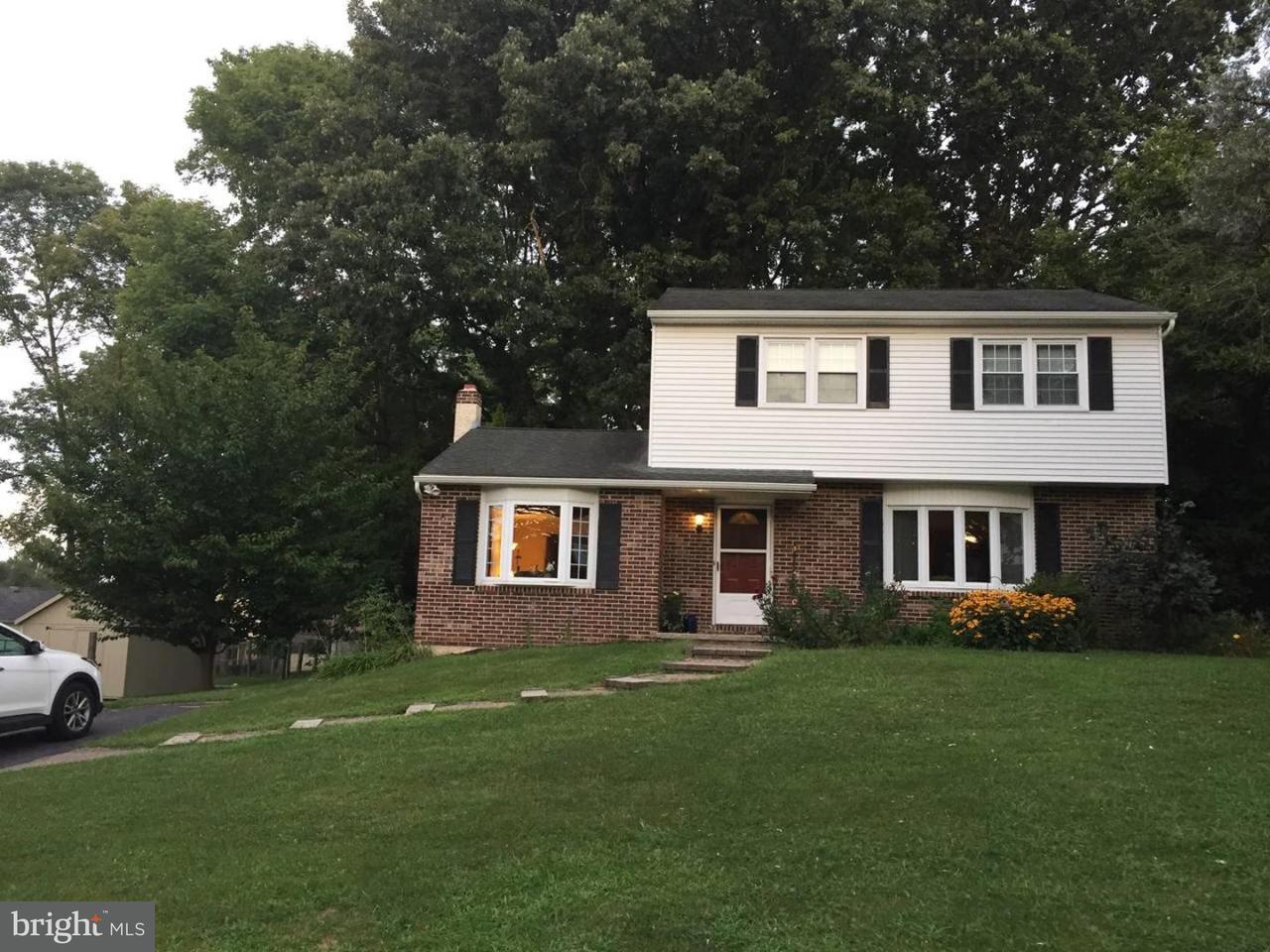 Casa Unifamiliar por un Alquiler en 209 VALLEY VIEW Lane Downingtown, Pennsylvania 19335 Estados Unidos