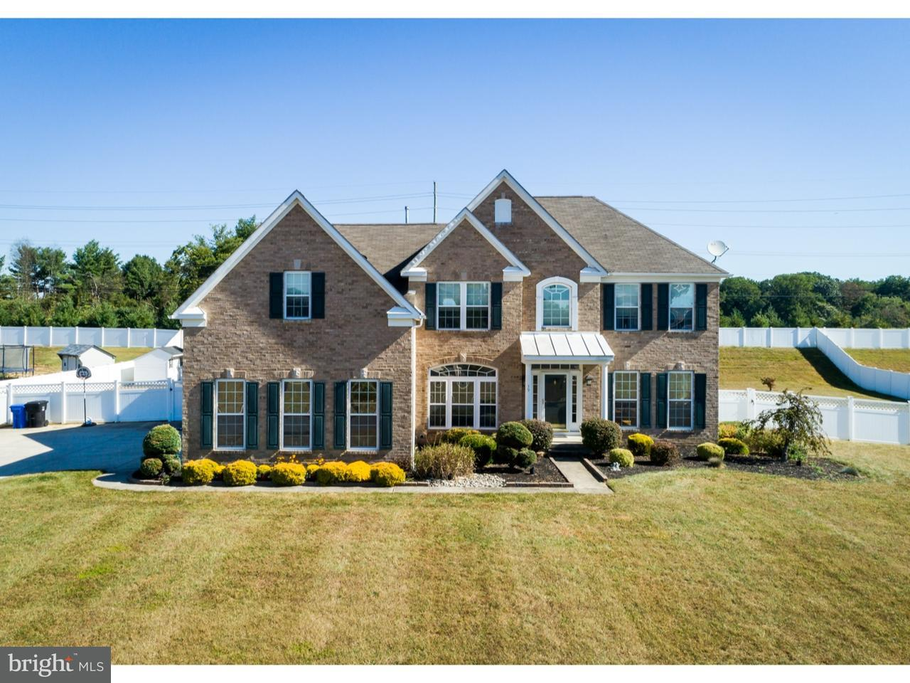 Einfamilienhaus für Verkauf beim 39 KRISTEN Lane Mantua, New Jersey 08051 Vereinigte Staaten