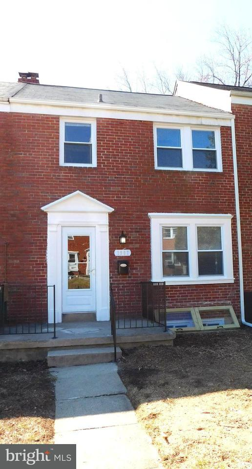 Single Family for Sale at 1907 Swansea Rd Baltimore, Maryland 21239 United States