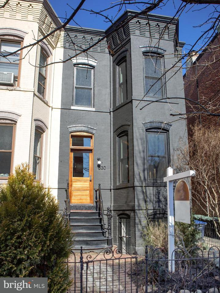 Single Family for Sale at 630 Constitution Ave NE Washington, District Of Columbia 20002 United States