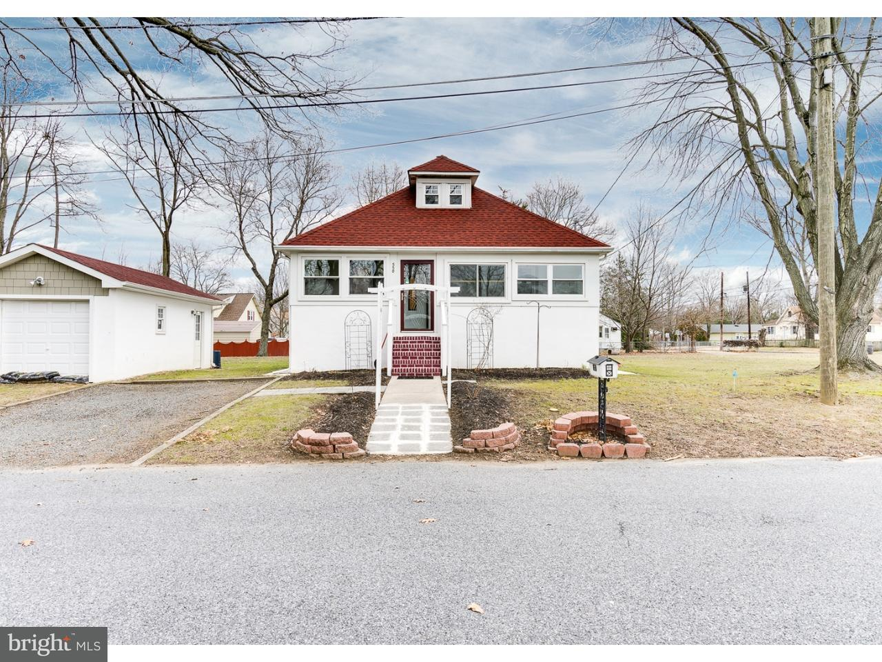 独户住宅 为 销售 在 550 7TH Street Roebling, 新泽西州 08554 美国