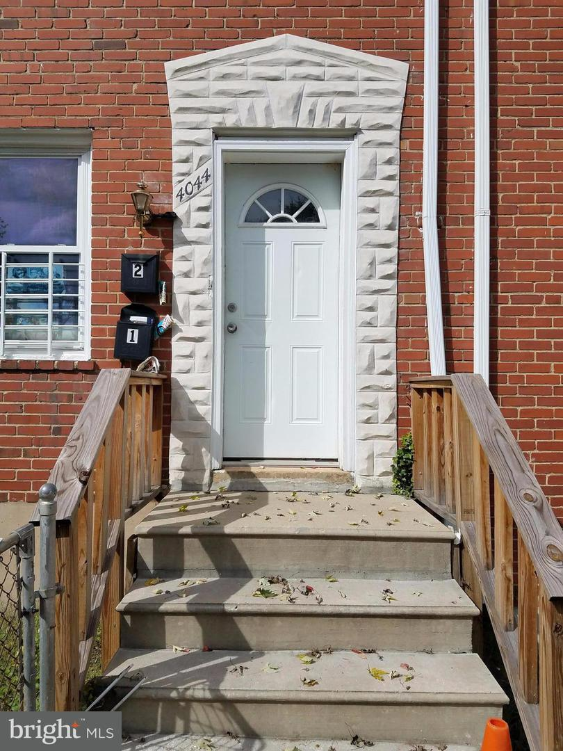 Single Family for Sale at 4044 Hilton Rd Baltimore, Maryland 21215 United States