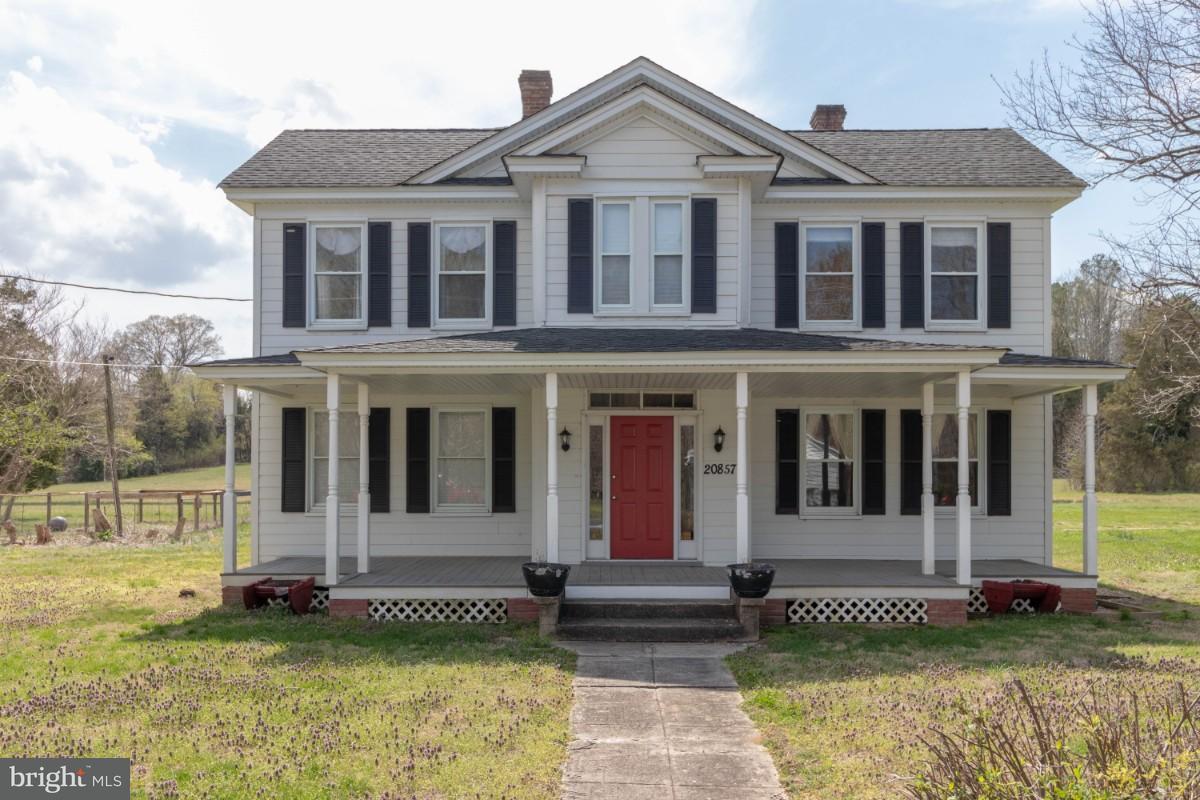 Einfamilienhaus für Verkauf beim 20857 Indian Bridge Road 20857 Indian Bridge Road Great Mills, Maryland 20634 Vereinigte Staaten