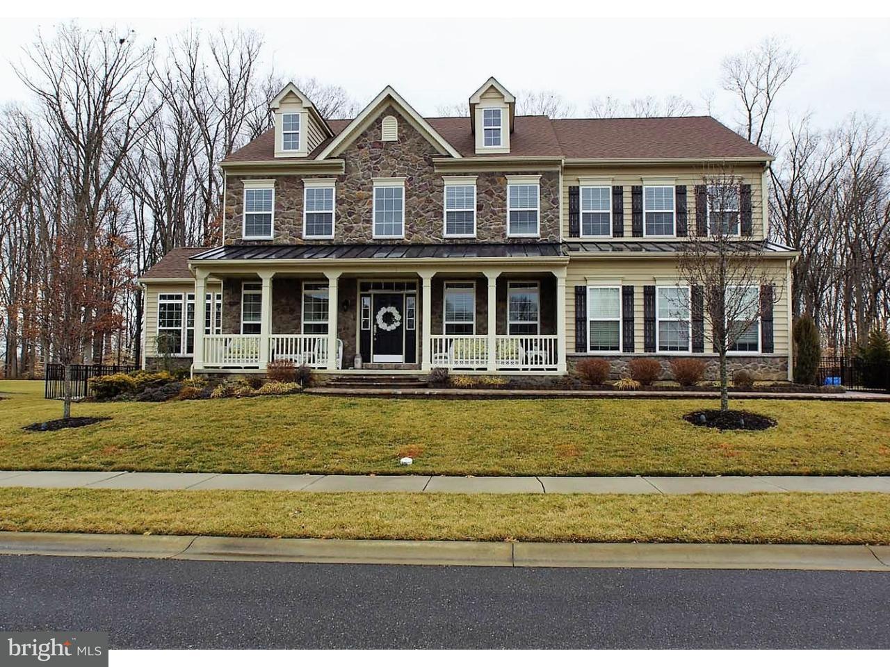 Vivienda unifamiliar por un Venta en 1215 GLOSSY IBIS Court Middletown, Delaware 19709 Estados Unidos