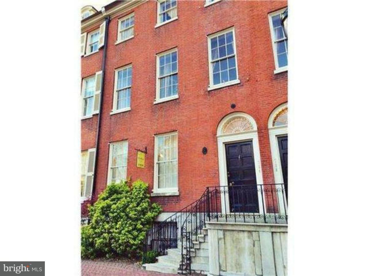 Single Family Home for Rent at 704-6 S WASHINGTON SQ #1R Philadelphia, Pennsylvania 19106 United States