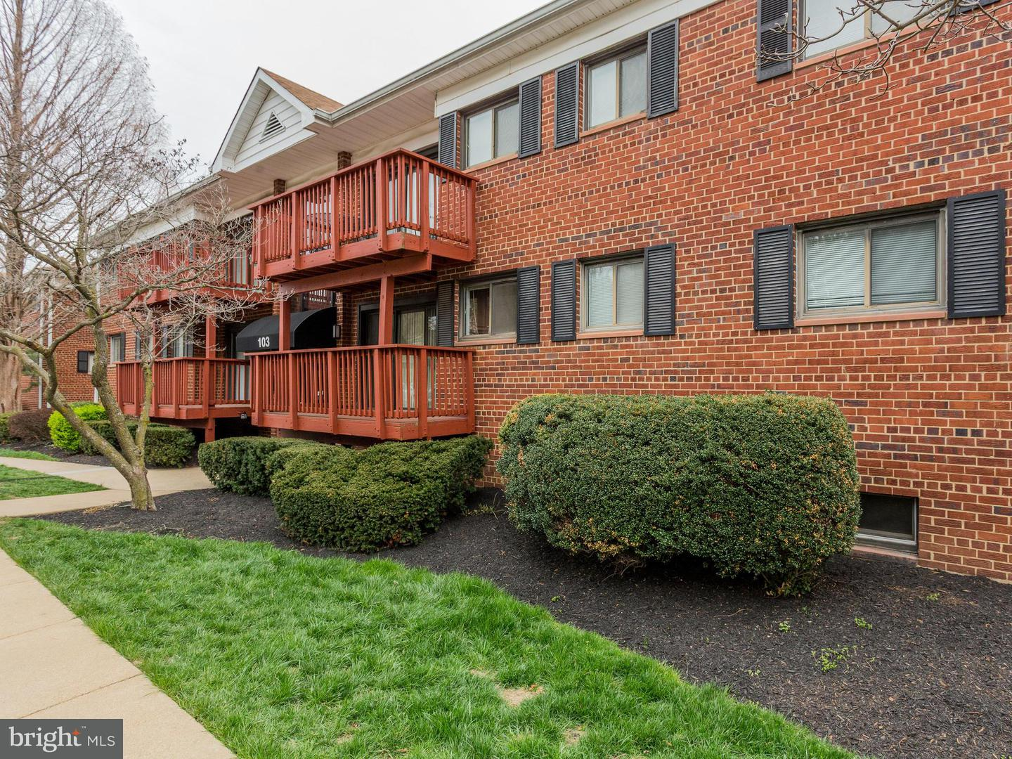 Other Residential for Rent at 103 Skyhill Rd #6 Alexandria, Virginia 22314 United States