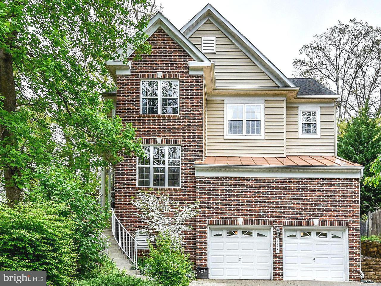 Single Family Home for Sale at 9703 Lorain Avenue 9703 Lorain Avenue Silver Spring, Maryland 20901 United States