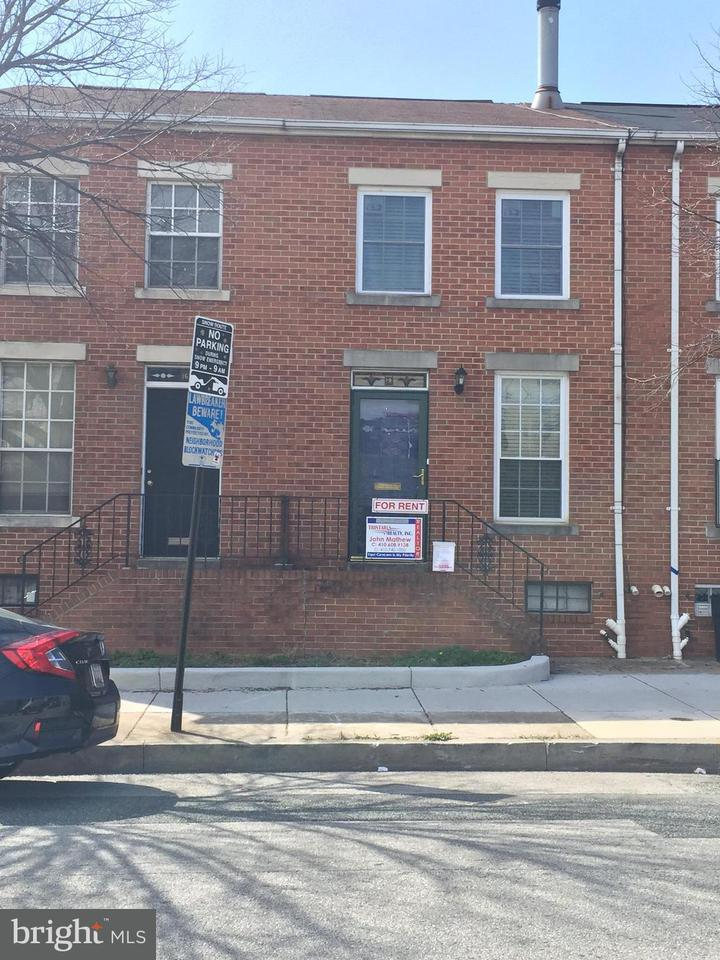 Other Residential for Rent at 18 N. Wolfe St Baltimore, Maryland 21231 United States