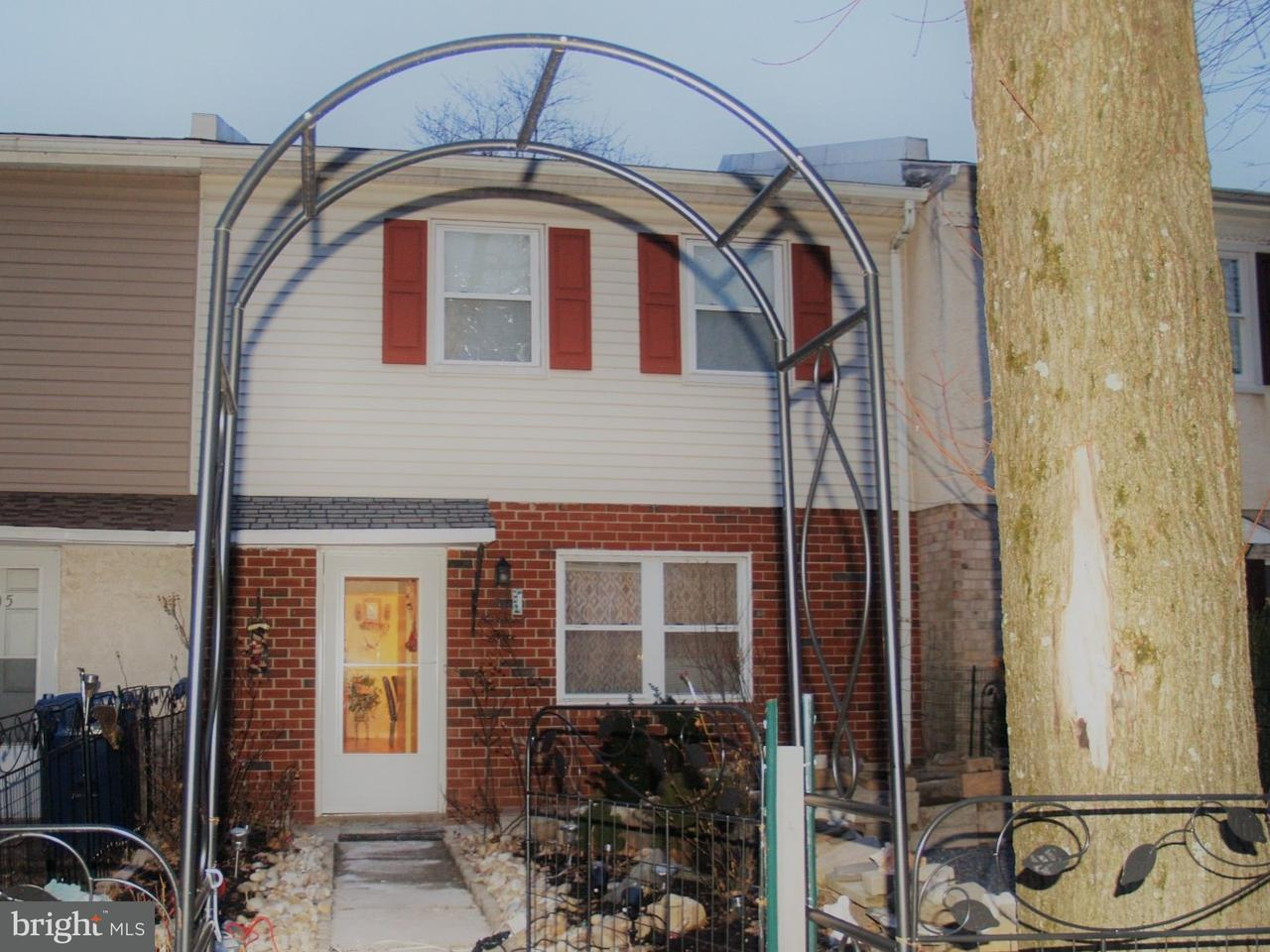 Townhouse for Sale at 103 S LINDA Court Richlandtown, Pennsylvania 18955 United States
