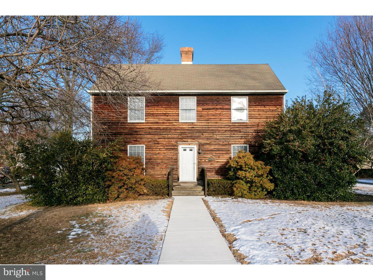 Maison unifamiliale pour l Vente à 852 STOKES Avenue Beverly, New Jersey 08010 États-Unis