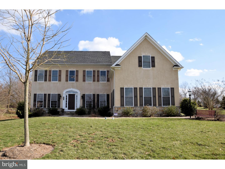 Maison unifamiliale pour l Vente à 350 ALEXANDER Drive Telford, Pennsylvanie 18969 États-Unis