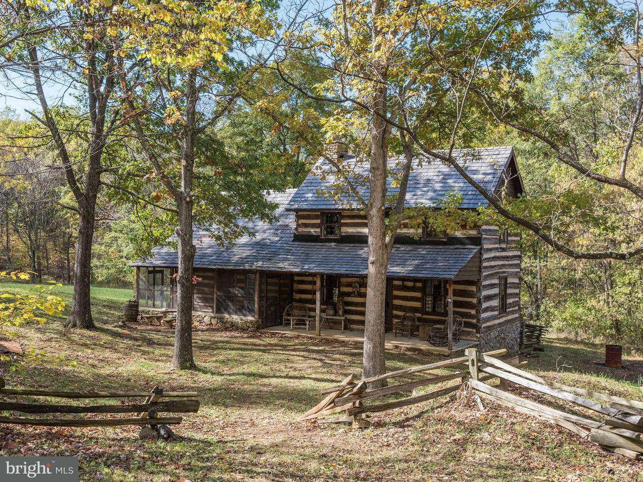 Single Family for Sale at 740 Broad Run Rd Bentonville, Virginia 22610 United States