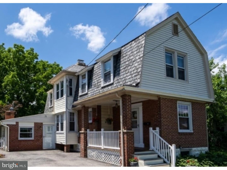 Single Family Home for Sale at 103 W NORTH Lane Conshohocken, Pennsylvania 19428 United States