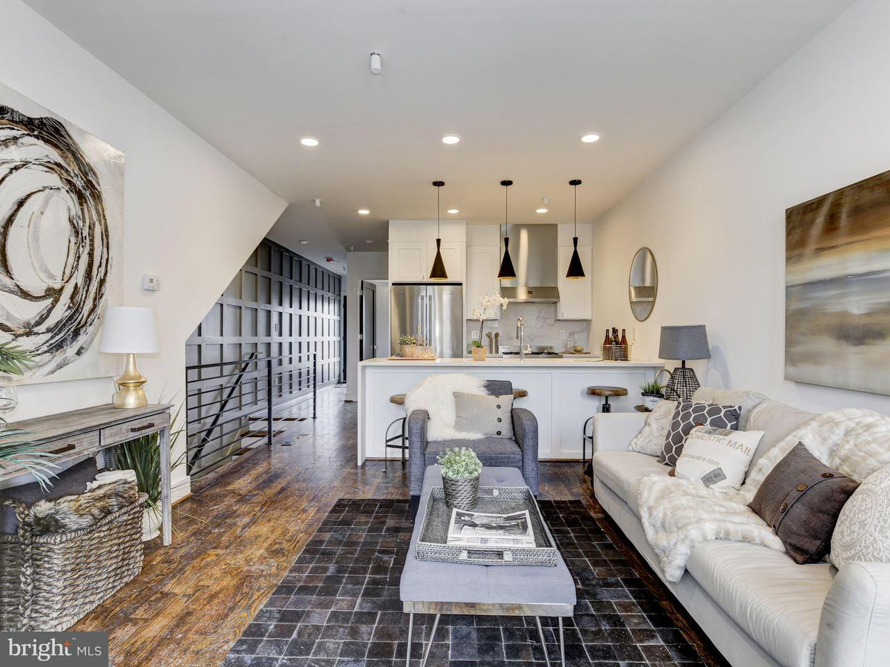 Single Family for Sale at 327 15th St NE #1 Washington, District Of Columbia 20002 United States