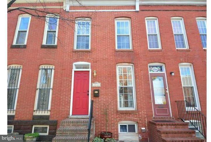 Other Residential for Rent at 1546 William St Baltimore, Maryland 21230 United States