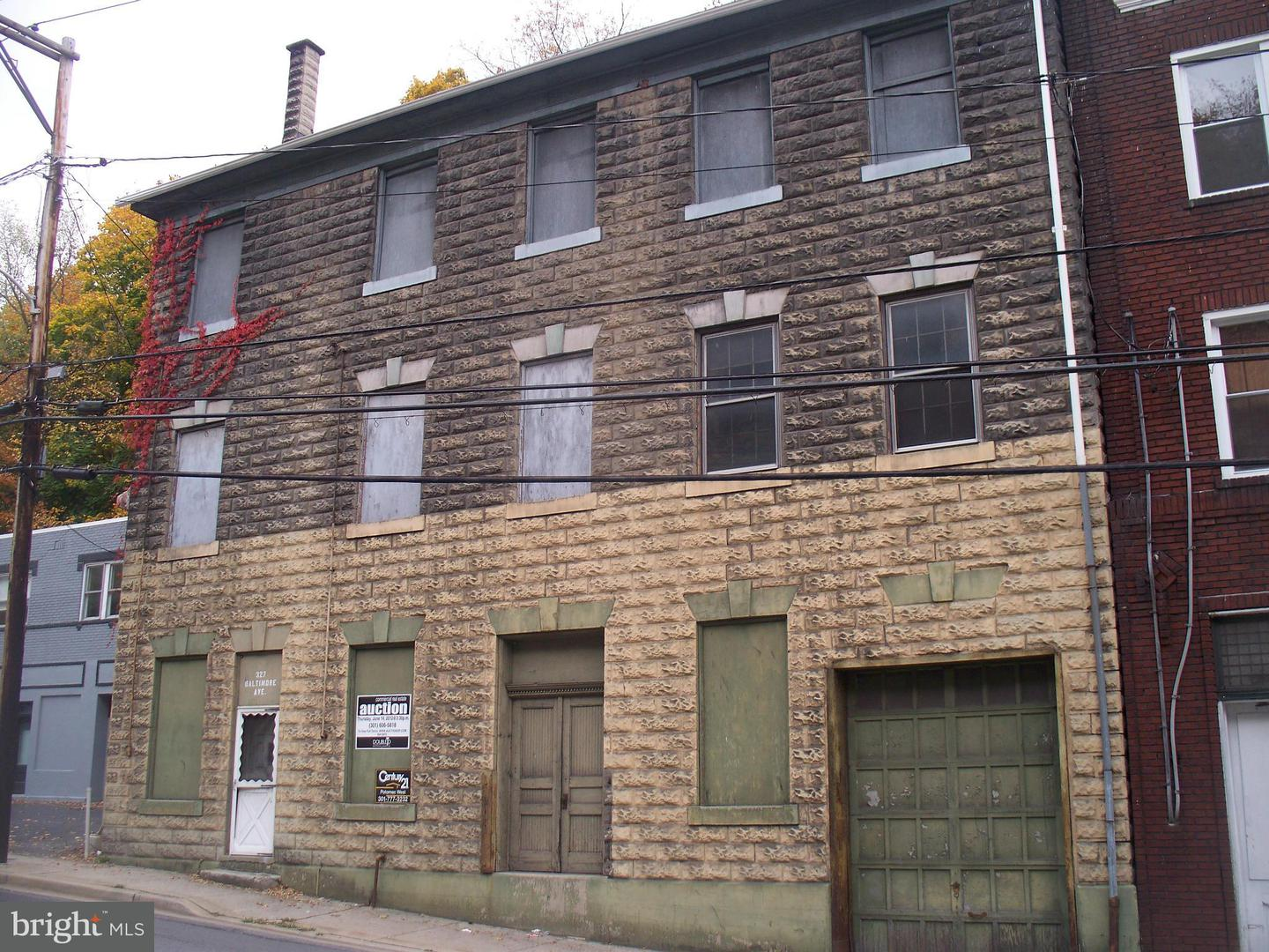 Additional photo for property listing at 327 Baltimore Ave  Cumberland, Maryland 21502 United States