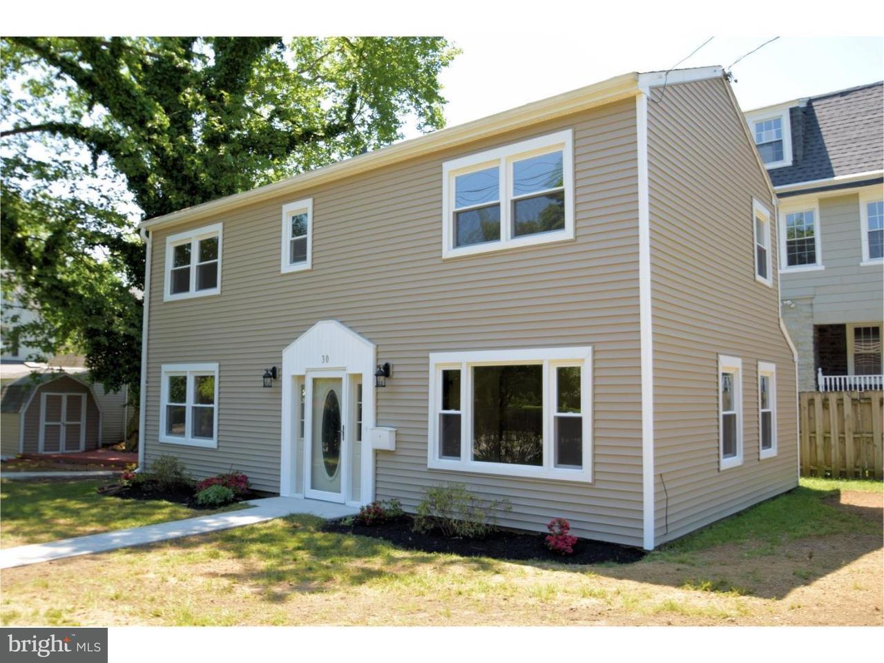 Single Family Home for Rent at 30 BRYN MAWR Avenue Bala Cynwyd, Pennsylvania 19004 United States