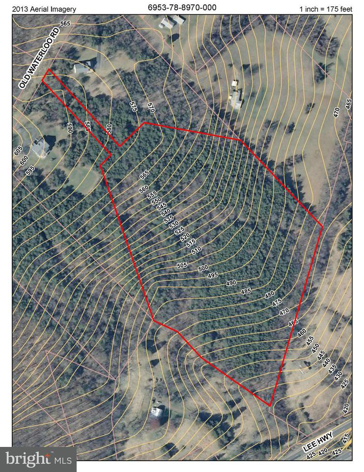 Land for Sale at Waterloo Rd Warrenton, Virginia 20186 United States