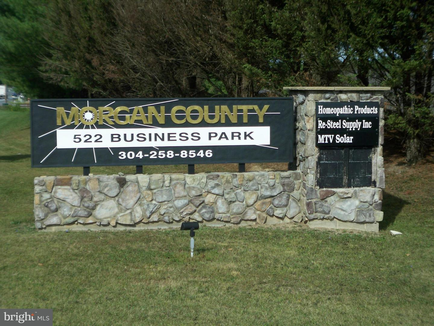 Commercial for Sale at 7b Off Us Rt 522s Berkeley Springs, West Virginia 25411 United States