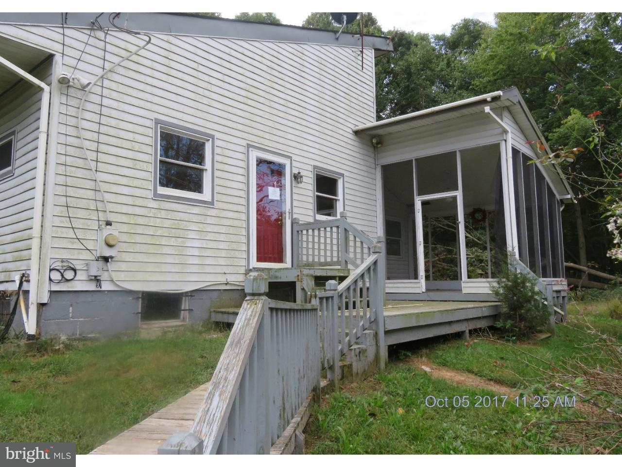 Single Family Home for Sale at 954 HAWKS BRIDGE Road Mannington, New Jersey 08079 United States