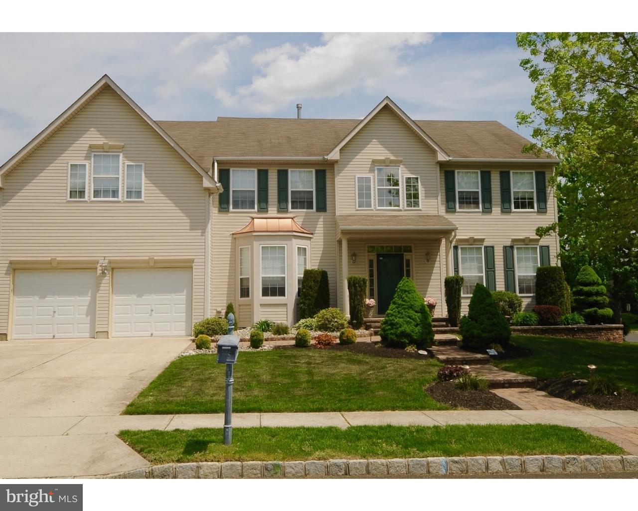 Maison unifamiliale pour l Vente à 2 NEWTON Circle Hainesport, New Jersey 08036 États-Unis