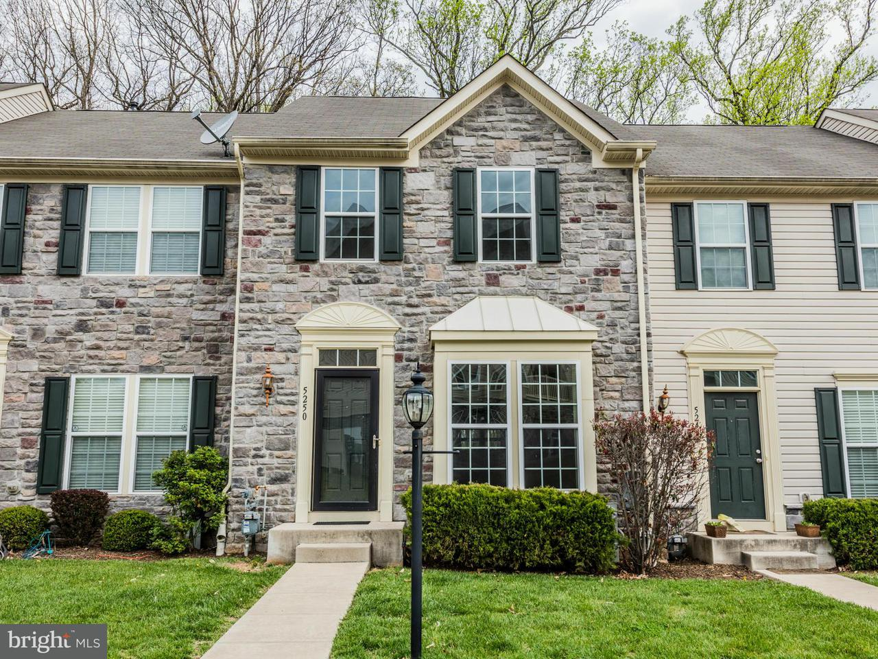 Single Family for Sale at 5250 Wyndholme Cir Baltimore, Maryland 21229 United States