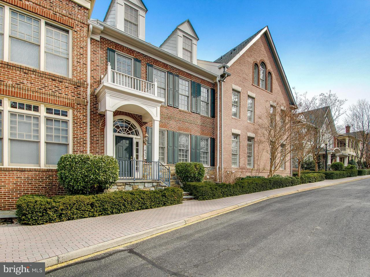 Townhouse for Sale at 1433 Harvest Crossing Drive 1433 Harvest Crossing Drive McLean, Virginia 22101 United States