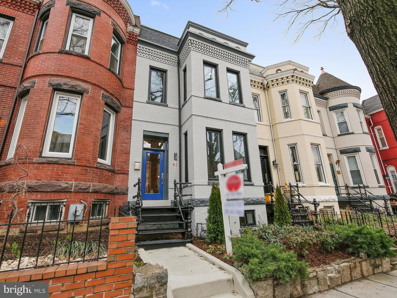 Single Family for Sale at 41 Quincy Pl NE Washington, District Of Columbia 20002 United States