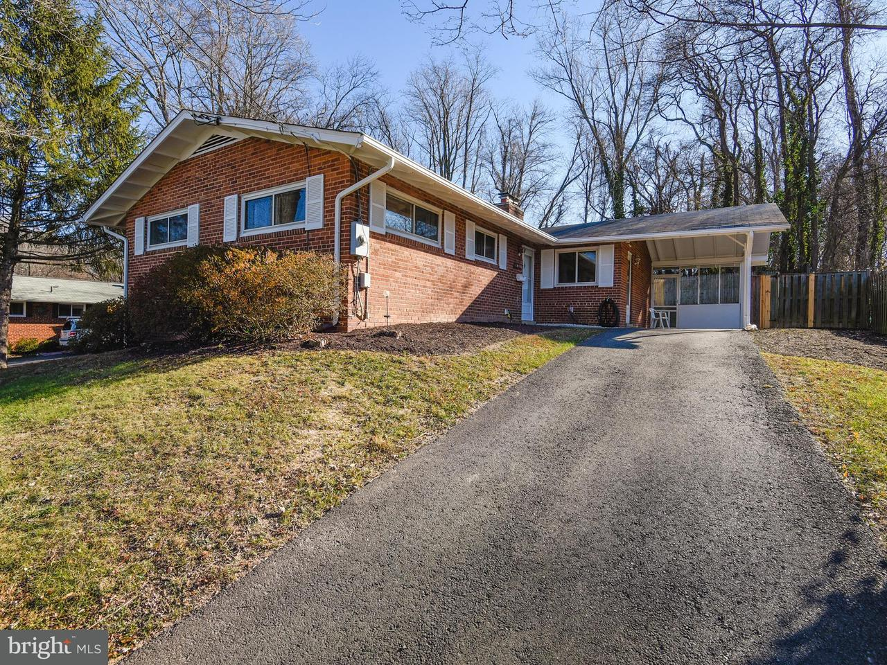 Single Family Home for Sale at 10107 Cornwall Road 10107 Cornwall Road Fairfax, Virginia 22030 United States