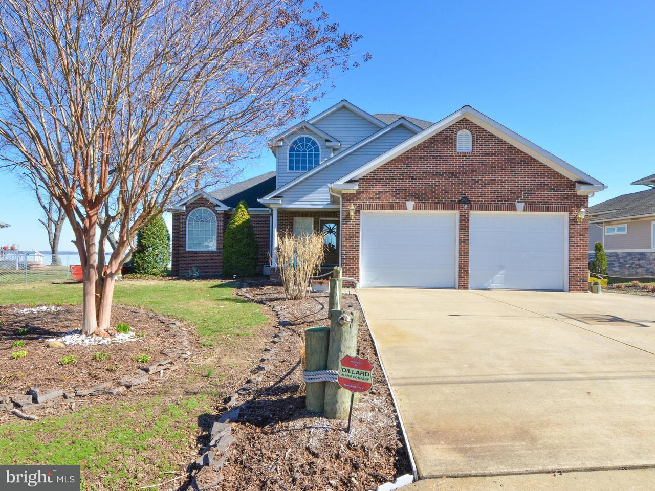 獨棟家庭住宅 為 出售 在 2904 Riverview Drive 2904 Riverview Drive Colonial Beach, 弗吉尼亞州 22443 美國