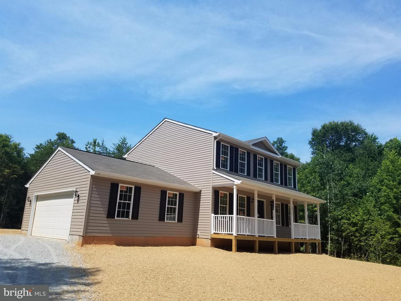 Photo of home for sale at 40 Gladys Way, Bumpass VA