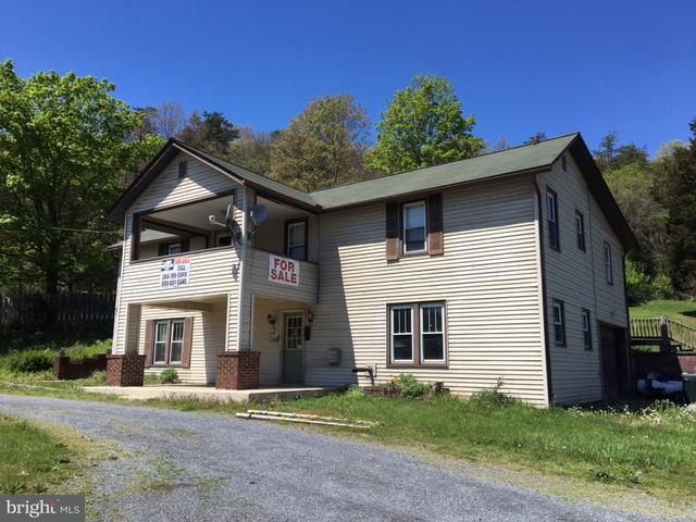 Single Family for Sale at 0 Rt 50 Purgitsville, West Virginia 26852 United States