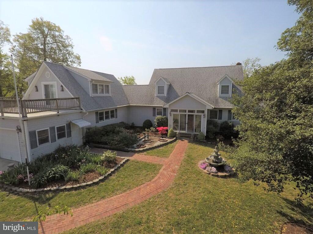 Einfamilienhaus für Verkauf beim 1554 Federal Farm Road 1554 Federal Farm Road Montross, Virginia 22520 Vereinigte Staaten