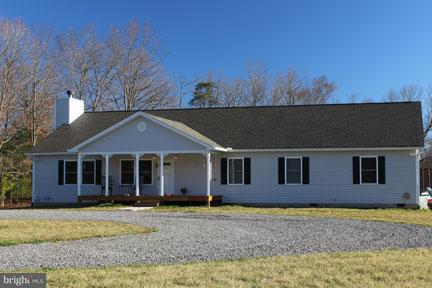 Single Family Home for Sale at 14249 Southfield Drive 14249 Southfield Drive Woodford, Virginia 22580 United States