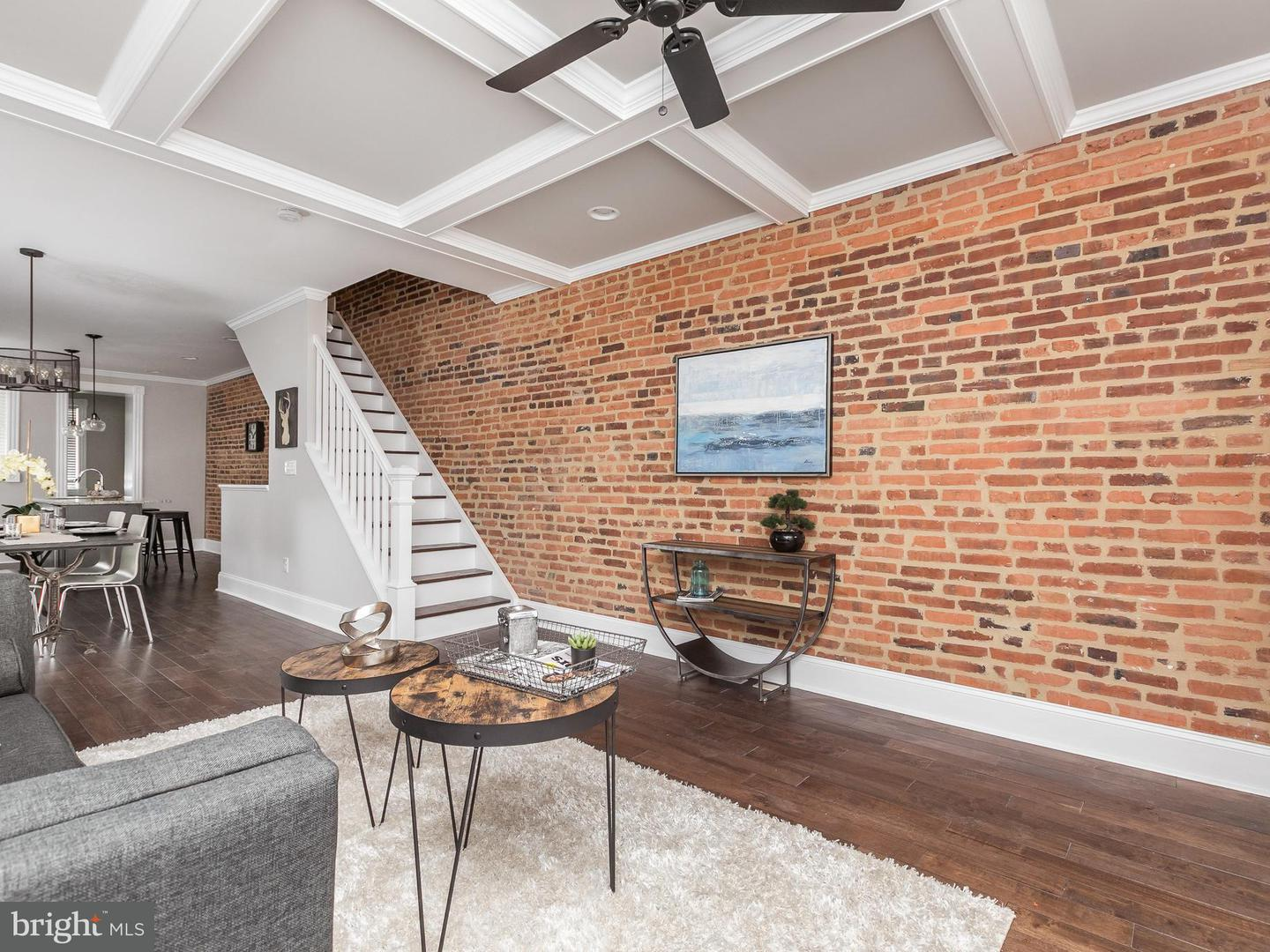Single Family for Sale at 3709 Hudson St Baltimore, Maryland 21224 United States