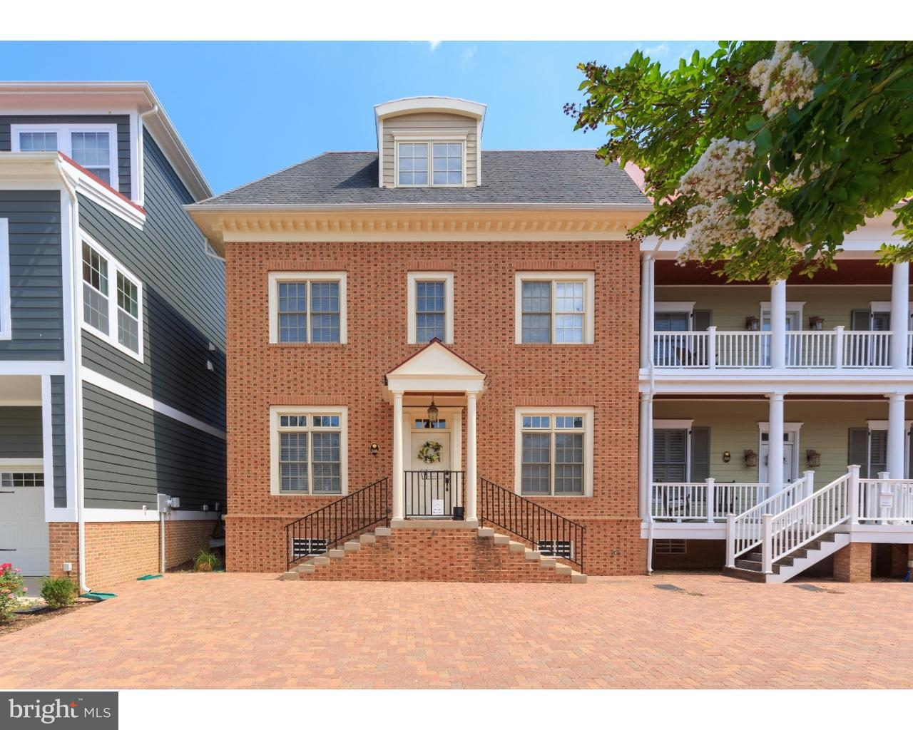 Casa Unifamiliar por un Venta en 306 LANDING Lane Chestertown, Maryland 21620 Estados Unidos